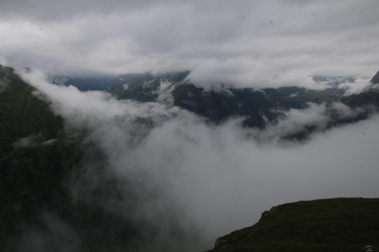 Webcam Wetterstation auf dem Muhskopf (2.500m) Prägraten a.G.