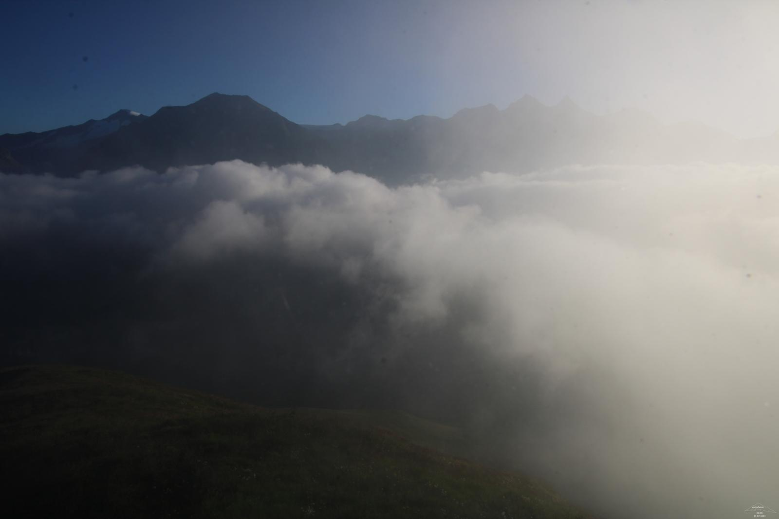 Webcam Wetterstation auf dem Muhskopf (2.500m)  Prägraten a. G.